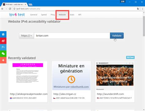 ipv6 test ipv6 test 測試你家網路 你的網站是否支援 ipv6 重灌狂人