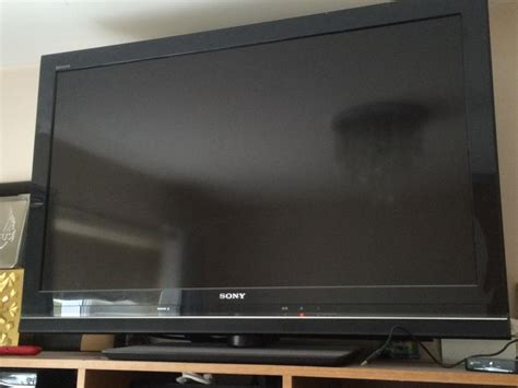 Tv Flat Lcd Sony 32 quot lcd flat screen sony tv sandwell dudley