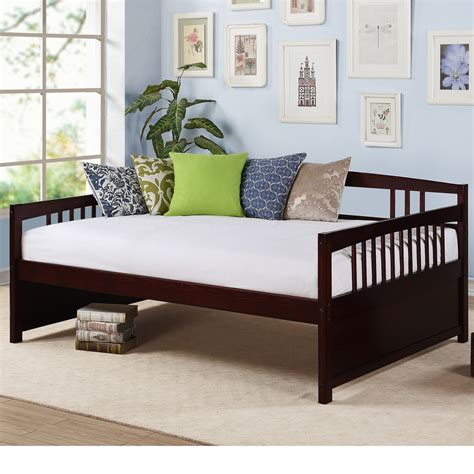 double day bed stylish daybeds that do double duty
