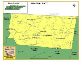 map macon macon county images