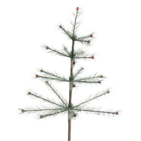artificial skinny christmas tree pick christmas trees