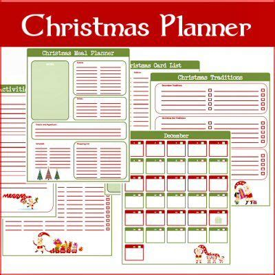 planner printable freebies a typical english home freebie thursday christmas