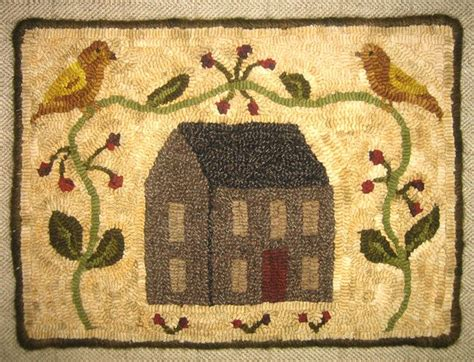 Wool Rug Kits by Pin By Lynna Rawlings On Wool Rug Hooking
