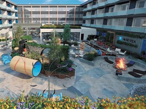 the backyard hotel hotel zephyr unveils outdoor lounge the yard embracing