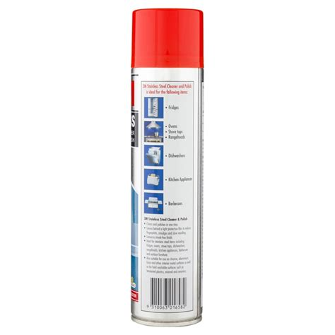 disinfect stainless steel 3m stainless steel cleaner polish 200g bunnings warehouse