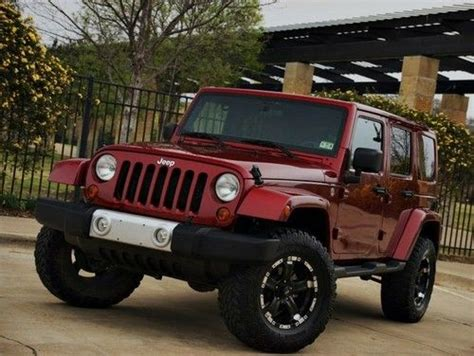 2012 Jeep Grand Tow Package Buy Used 2012 Jeep Wrangler Unlimited Navigation