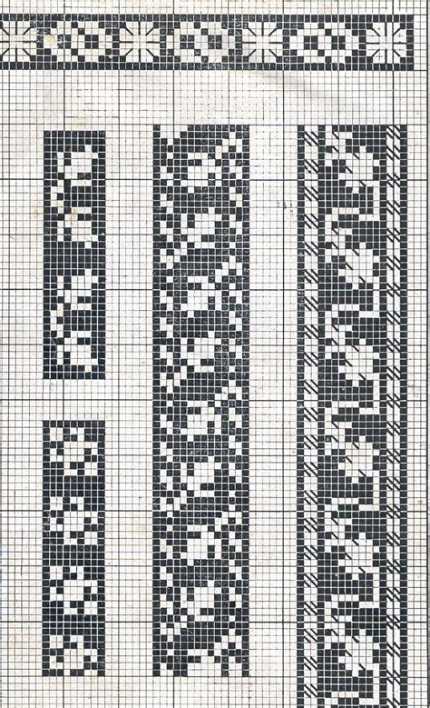 cornice punto croce cornici 078 schema da ricamare a puntocroce