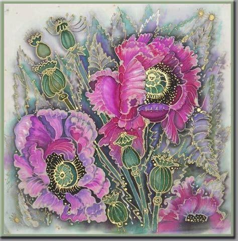 Garden Bell Batik by Batik Auteur De Moravie Shebalkova Larissa