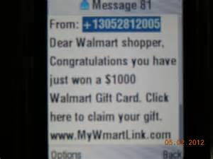 Free Walmart Gift Card Number - 305 281 2005 phone number complaint 108866 for 0 00 image 4761 1000 walmart