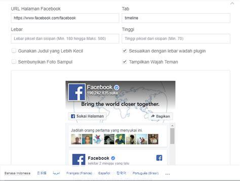 membuat fanspage twitter baru cara mudah menilkan fanspage facebook di website