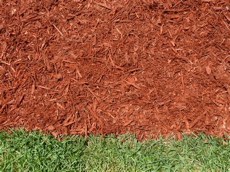 mulch pinestraw place offers various types and colors of mulch to fit images frompo