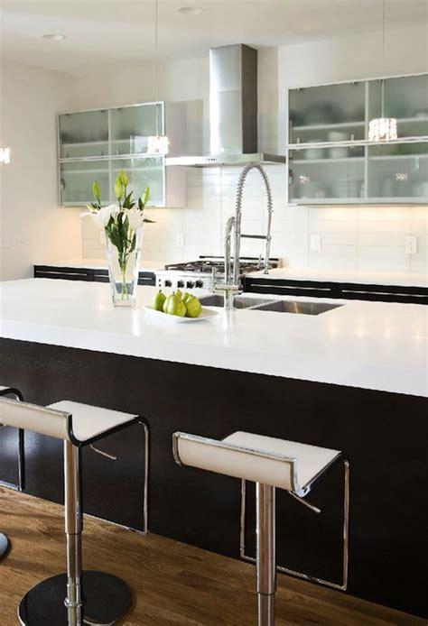 Modern Espresso Kitchen Cabinets by Modern Espresso Kitchen Cabinets Design Ideas