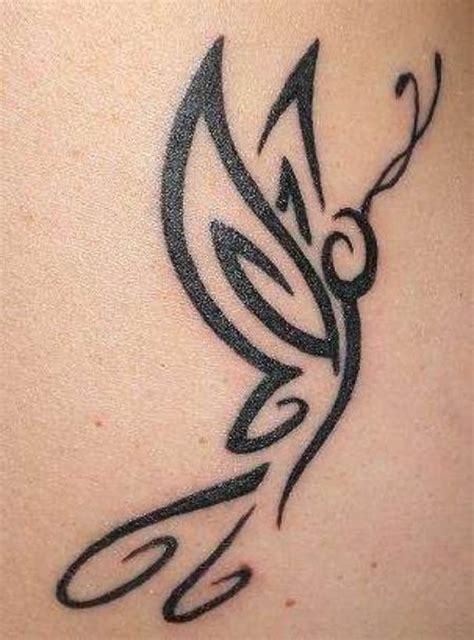 small tribal butterfly tattoos best spots of butterfly tattoos for designs