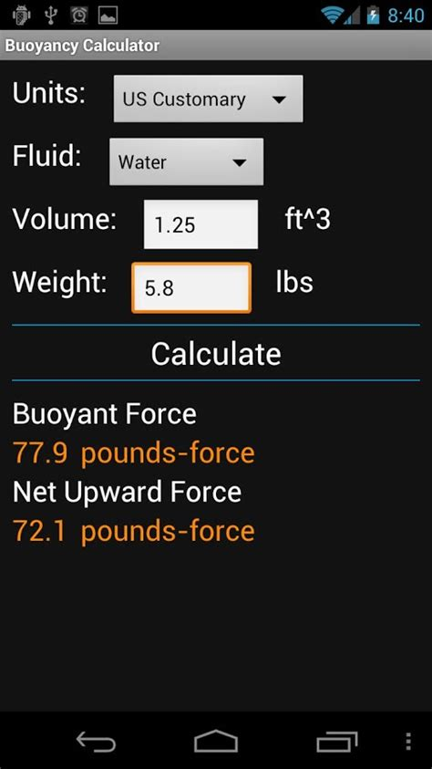 android layout weight calculation engineering weight calculator android apps on google play