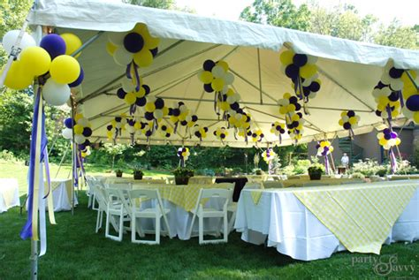backyard graduation ideas outdoor graduation on
