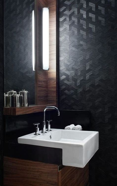 stylish masculine bathroom design ideas comfydwelling