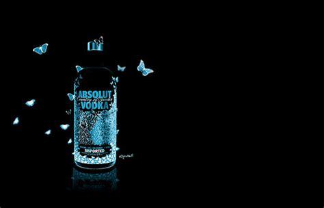 wallpaper vodka tumblr alcohol black bottle butterflies vodka image 164356