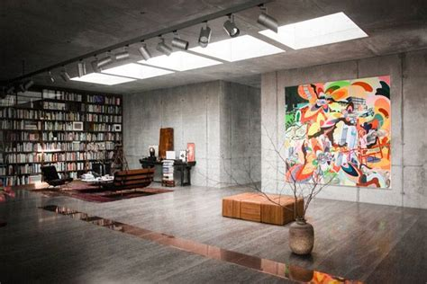 collector house gallery living architecture history boros collection bunker berlin owners