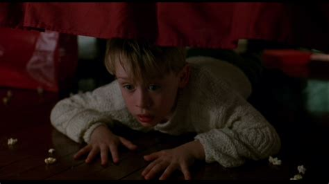 hiding under bed j bowman can t sleep 12 days of christmas movies home alone
