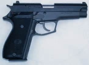 9mm Daewoo Daewoo Dp 51 Pistol Right Side