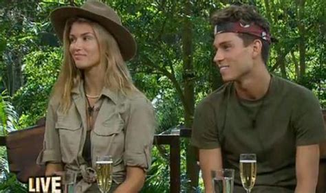 celebrity jungle eviction tonight joey essex and amy willerton booted out of i m a celebrity