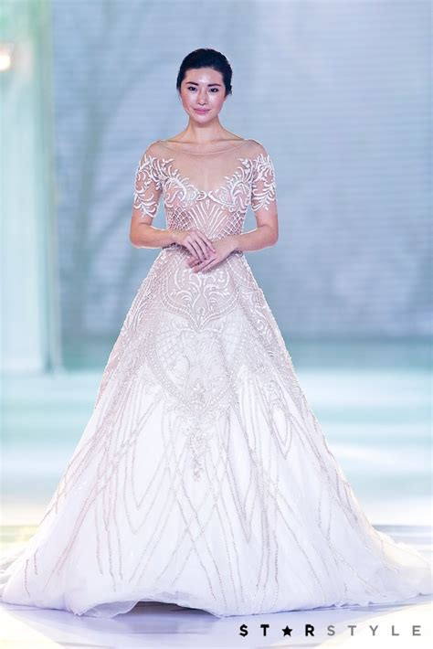 by francis libiran wedding gown brb swooning over these bridal collections by manila s