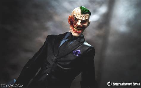Mainan Figure Designer Series Greg Capullo The Joker end joker dc collectibles capullo designer series