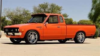 Nissan Datsun Truck 1978 Datsun 620 Custom King Cab 177077
