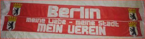 Aufkleber Union Berlin by Union Berlin Stadtschal Aufkleber T Shirts Schals