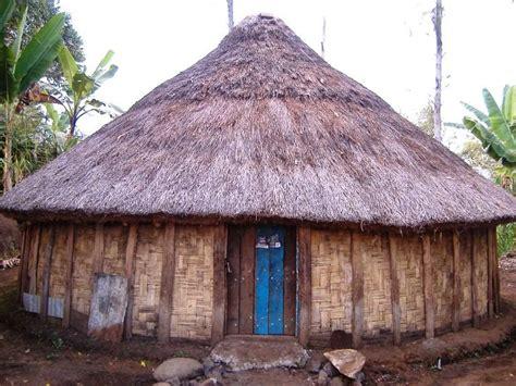 ツ 12 gambar desain rumah adat papua timur dan barat honai dan penjelasannya