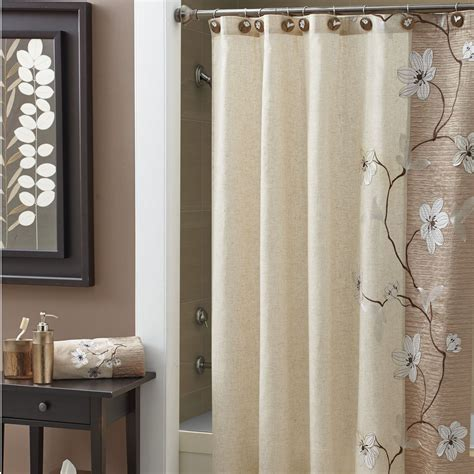 shower curtains with tie backs modern tie back shower curtains design ideas tie back