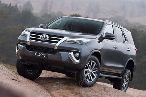 Toyota Fortuner Price In India New Toyota Fortuner India Price Specifications Mileage