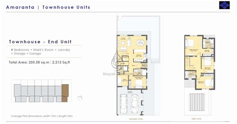 4 Bedroom Townhouse Floor Plans by Awesome 4 Bedroom Townhouse Plans House Plan