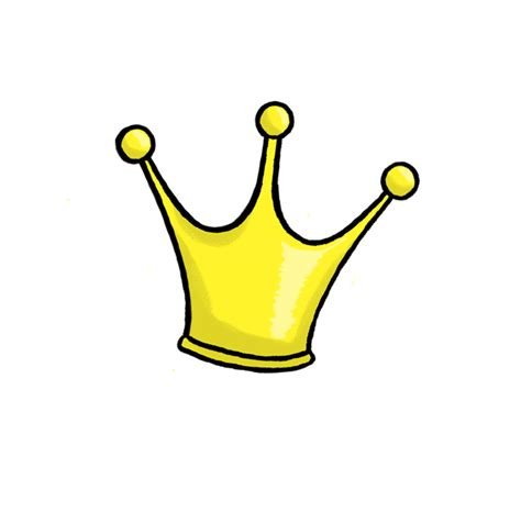 small picture free crown clipart pictures clipartix