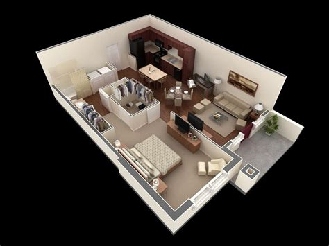 25 one bedroom house apartment plans 1 bedroom house plans designs inspirational best 25 e