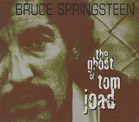 Cd Bruce Springsteen The Ghost Of Tom Joad the best songs the ghost of tom joad by bruce springsteen all a bob