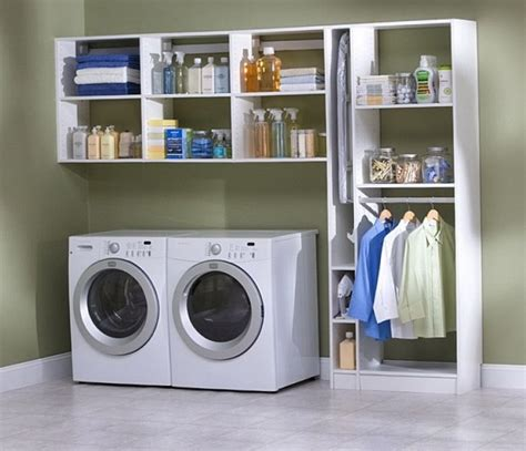 small laundry room storage solutions home design ideas