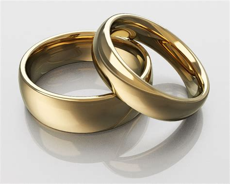 Wedding Ring Model wedding rings for