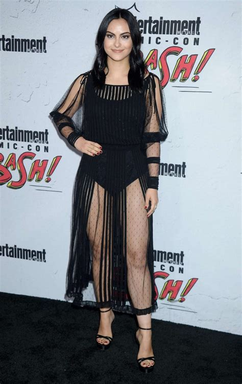 Ultimate Games Room - camila mendes entertainment weekly party at 2017 comic con 06 gotceleb