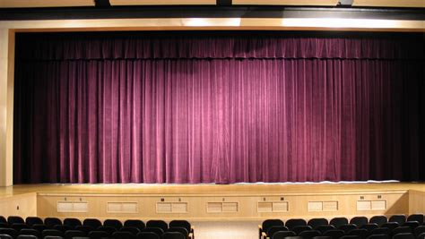 stage fire curtain stage curtains theatre curtains flame retardant fabrics
