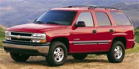 2002 chevrolet tahoe recalls cars com 2002 chevrolet tahoe chevy pictures photos gallery the car connection