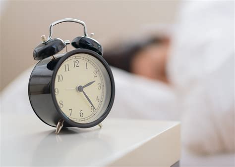 bed clock too little sleep and too much affect memory harvard