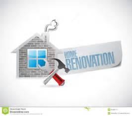 home renovation symbol illustration design stock image home design stock photos image 35566823
