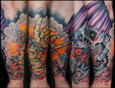 tattoo now reaper by zack ross tattoonow