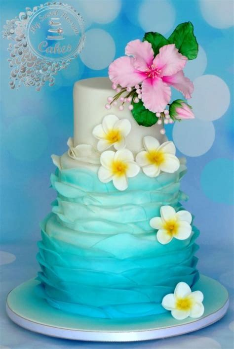 Wedding Cake Hawaii by 1000 Images About Ideas On Rapunzel