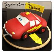 Cakes Car Coolest Birthday Racecar Racetrack Cake Pictures