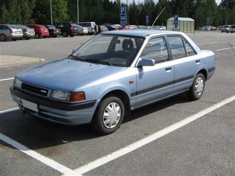 manual disconnecting passenger airbag 1991 mazda familia 1990 mazda familia remove