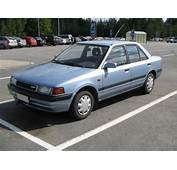 1990 Mazda 323  Information And Photos MOMENTcar