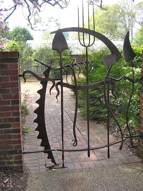 backyard gates design notes for today garden gates boardwalk waves and