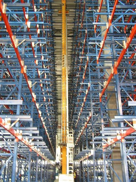 Raket Rs System 100 automated storage retrieval as rs alternative technologies